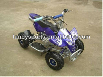 kids gas powered atvs/49cc mini cheap atv quad/4 wheel motorcycle( LD-ATV327)