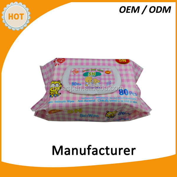 wholesale baby cleaning wet wipes& tissue paper/china manufacturer sample free/ baby/femine/facial/skin/kitchen/glasses clean