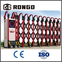 automatic folding gate for factory