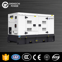88KW / 110KVA or High speed Low energy consumption alternator generator 220v