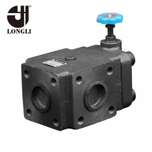 YF-F50H1 High pressure Longli hydraulic electromagnetic valve substitute for rexroth