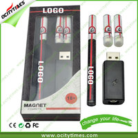 High quality cheap price Disposable e Cigarette 2015 Fashion design Magnetic Disposable ecig