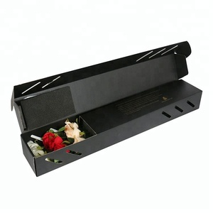beautiful flower packaging gifts cardboard rose boxes