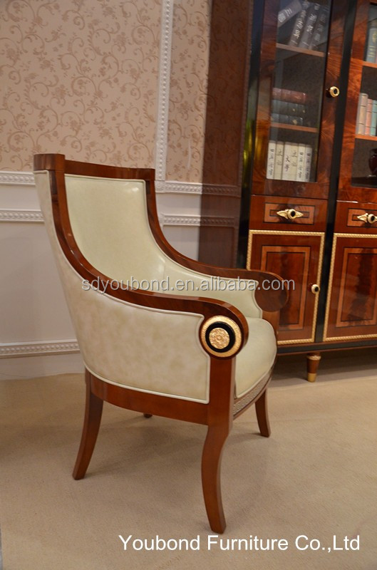 0068 European design wooden furniture for study room, office or reception