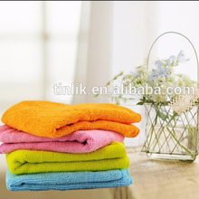 Manufacturer microfiber cleaning towels/cloths for car/kitchen