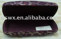 2010 new spectacle case eywear eyeglasses optical case