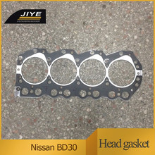 china supplier AUTO PART engine BD30 head gasket for cars