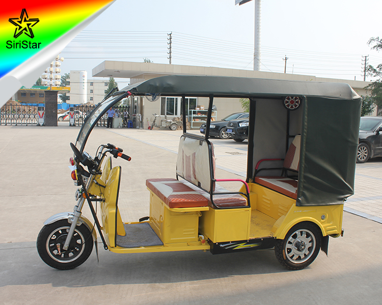 Tricycle cargo electric tricycle with passenger seat auto rickshaw battery price in bangladesh