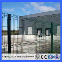 PVC wire mesh fence/fence post(Guangzhou factory)