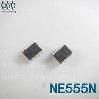 new DIP8 electronic IC NE555N
