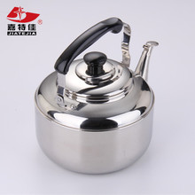 Wholesale 201 stainless steel home applicance whistling water tea kettle