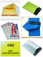 New Customized Print Poly Mailers self adhesive film plastic bags wholesale