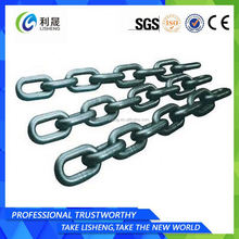 Studless Anchor Chain Small MOQ Sprockets Anchor Roller Chain