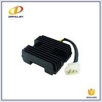 Three-phase Six-ware12v DC Voltage Motorcycle Regulator