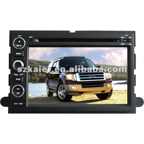 car dvd audio and navigation for Ford Explorer