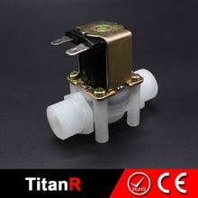 Normally closed miniature hydraulic lift solenoid valve water 12 volt 24 volt water solenoid valve