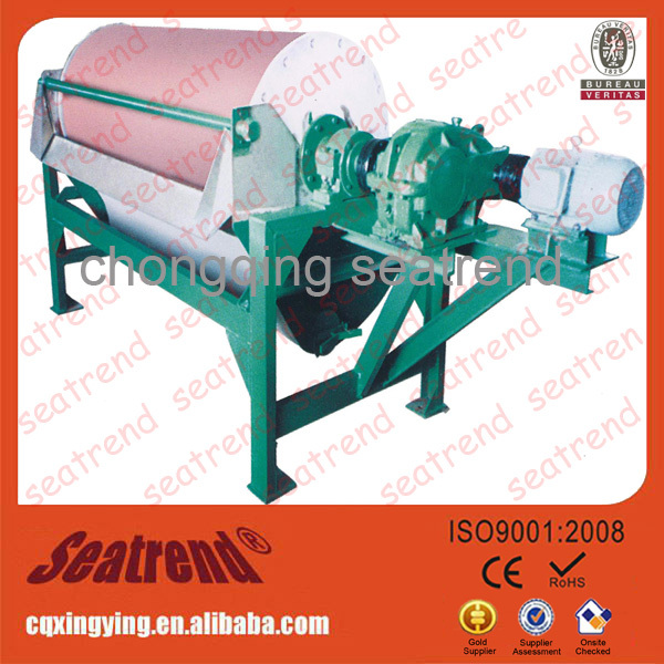 Advanced Structure Separating Equipment Gold Magnetic Separator Machine