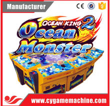 Arcade Casino Cabinet Classic 3D Video Fishing Slot Game Machine