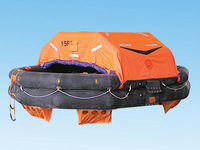 Solas CCS EC approved 12 person inflatable liferafts
