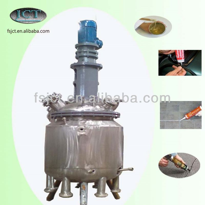 professional acrylic paint sealant machine/reactor