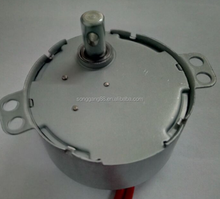 Made in China AC synchronous motor 4W 50/60HZ motor 49tyd 7mm shaft for pump