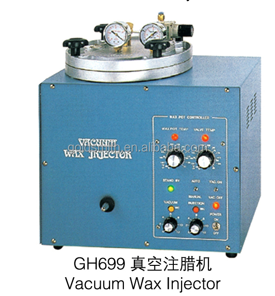 Vacuum Wax Injector ,Jewellery Casting machine,Jewelry wax injector tools