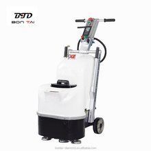 High efficiency two head concrete floor grinding machine X3 also suitable for edge grinding