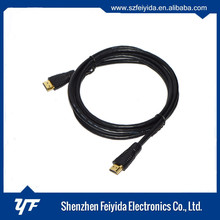 10 Feet To Mini Type C Male Cable For HDTV DV 1080P