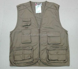 Multi-function Fishing Vest