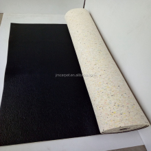 pe foam carpet foam underlay