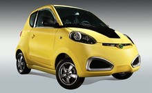 2016 most popular 2 seater smart electric car with EEC