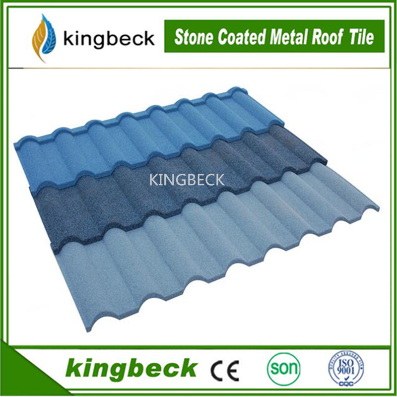 Roman color stone chip price/decorative roof/step tile