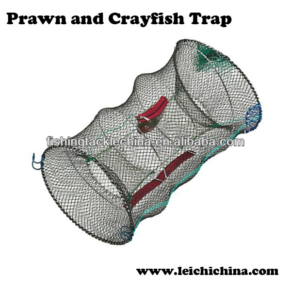 collapsible prawn crayfish shrimp trap