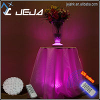 crystal candle holders, big size for 42 inch tall plastic cube