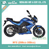 Professional china motorcycle sale factory cruiser CHEAP street racing XF3 (200cc, 250cc, 350cc)