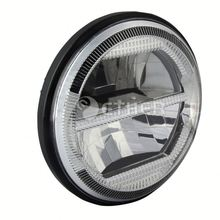 small DOT IP65 motorcycle front head light for Cars /ATV