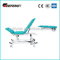 Electric physical therapy Bed