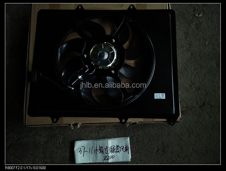 ELECTRIC FAN ,CONDENSER , FULL SPARE PARTS FOR Z200