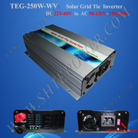 48v solar inverter 250w,solar panel for home use and inverter 250w