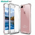 2018 Wholesale Phone Accessories Clear Shockproof Hard Acrylic Phone Case For Iphone 8 plus and IPhone 7 plus