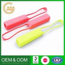 New Stylish Oem Power Bank Case Non-Stick Nice Design Silicone Bank Power Cover