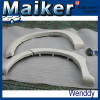 ABS fender flares for Toyota Hilux Vigo 2012 pickup 4x4 accessories from Maiker