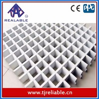 Made In China Grid Mobile Aluminum Ceiling Tiles Series with PVDF