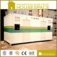 used container mobile portable toilets for sale