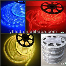 50m/Roll China led light 100 meter roll white decorative window strip 60 led/m strip