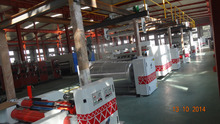 HUAYU-WJ Series automatic 3/5 ply corrugated paperboard making line