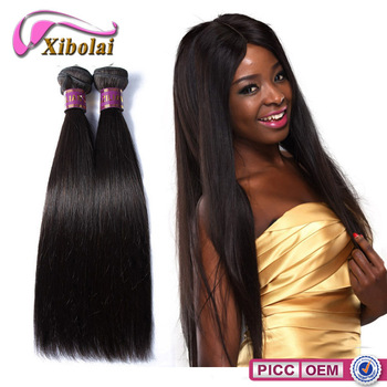 2016 hot selling cheap wholesale 100 virgin hair weft Brazilian remy hair straight