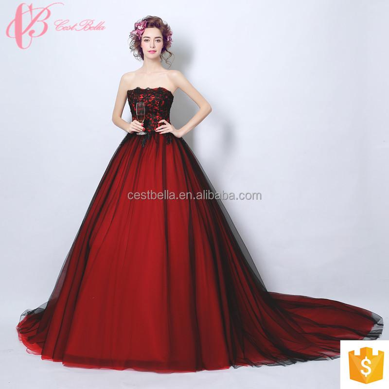 Wholesale black formal ball gowns - Online Buy Best black formal ...