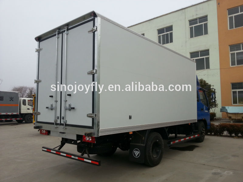 Hot selling mobile kitchen trailer with low price