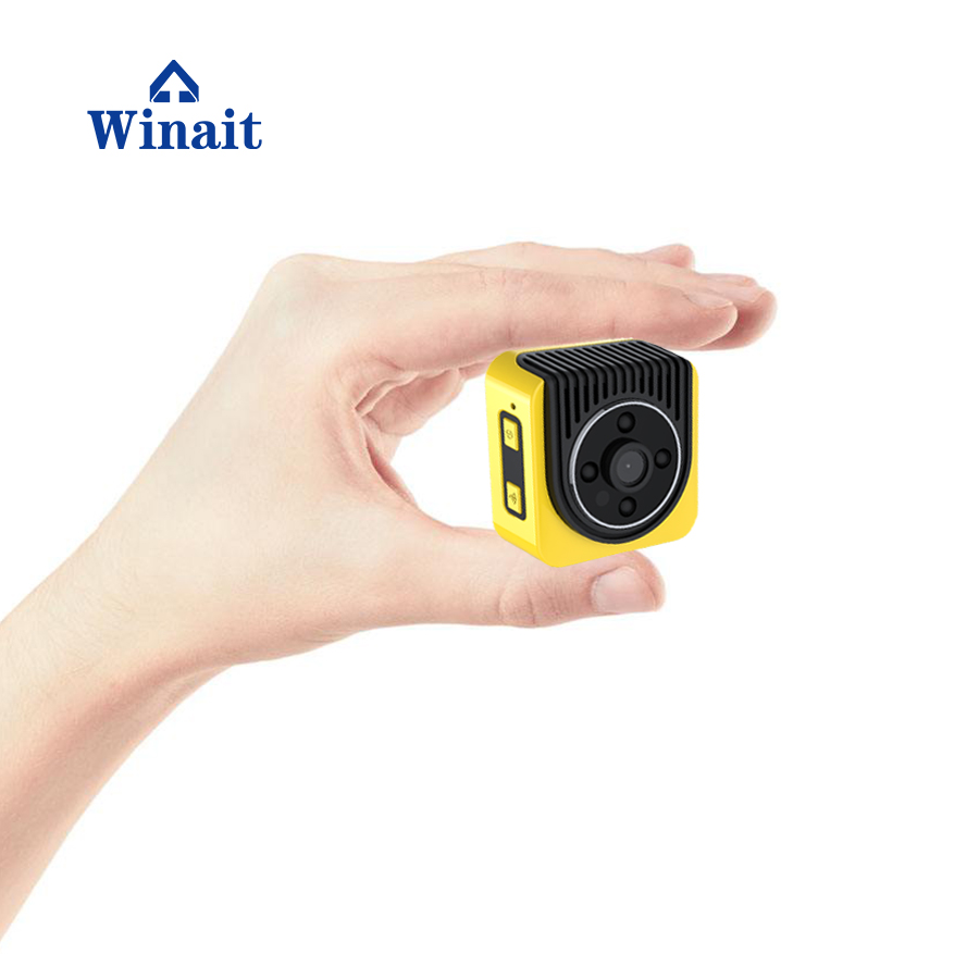 Winait Mini Pocket Digital Video Camera HD 720P WIFI IP Camera 5meters Night Vision